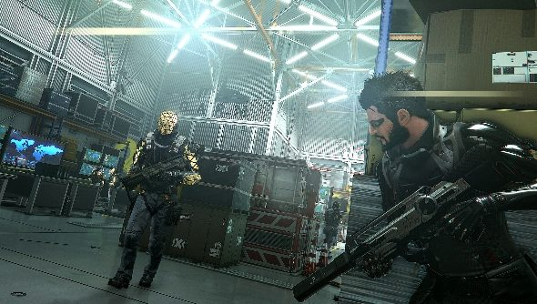 Deus Ex: Mankind Divided Linux