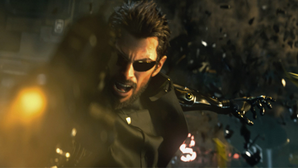 Deus Ex: Mankind Divided bosses
