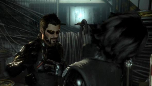 Deus Ex: Mankind Divided demo