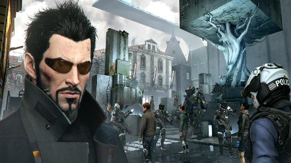 Deus Ex: Mankind Divided Adam Jensen