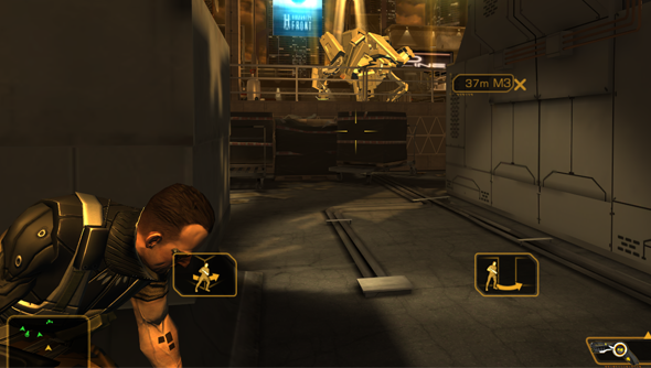 Deus Ex The Fall Eidos Montreal Square Enix nFusion