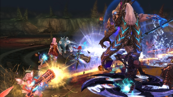 Devilian Fury of the Tempest