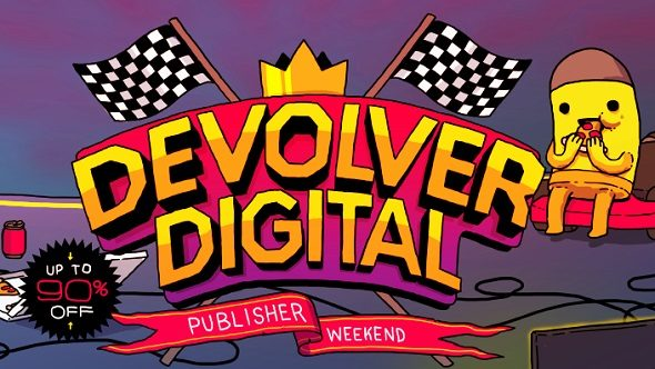 Devolver Digital Publisher Sale