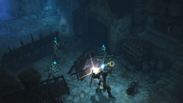 "Another rung closer to perfection: Diablo III to get ranked ladder support ""in a couple of months"""