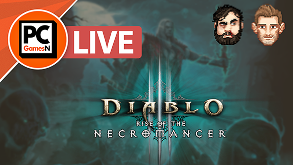 Diablo 3 livestream