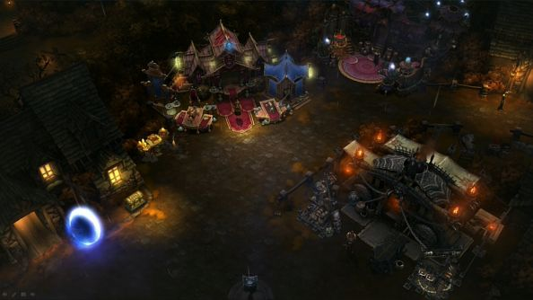 Diablo 3 patch 2 1 2 introduces a new zone, ancient items