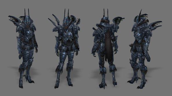 Blizzard BlizzCon 2014 Diablo 3 Demon Hunter Set