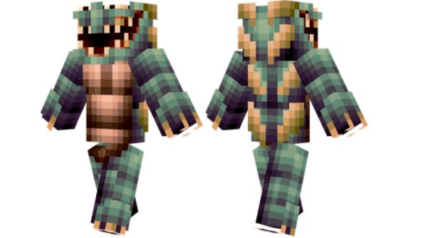 The Best Minecraft Skins PCGamesN - Minecraft skins fur cracked minecraft