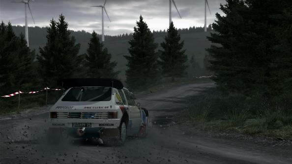 Dirt Rally Modern Masters update