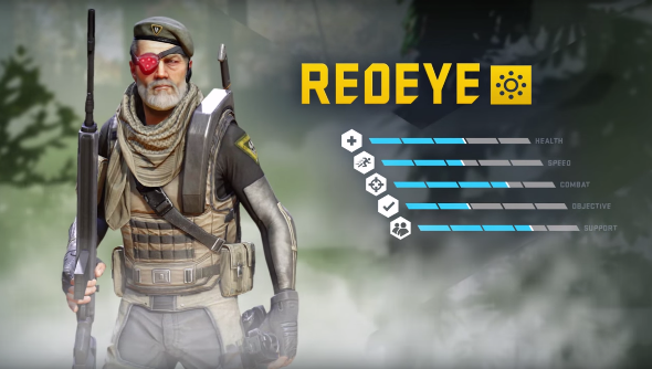 Dirty Bomb Redeye