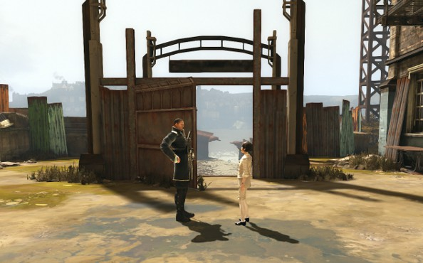 Dishonored takes Best Game at Baftas