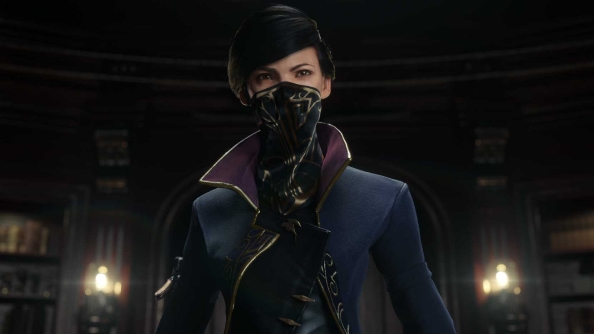 E3 2016 Dishonored 2