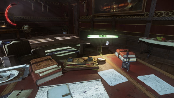Dishonored 2 PC performance