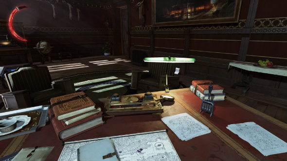 Dishonored 2 PC graphics quality settings high
