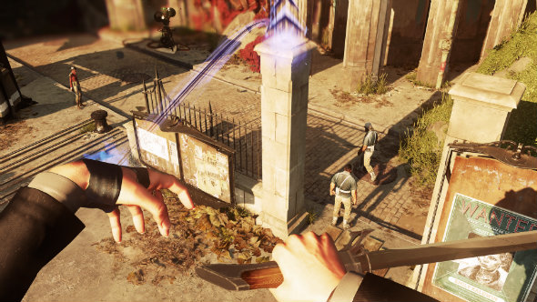 Dishonored 2 Emily Far Reach