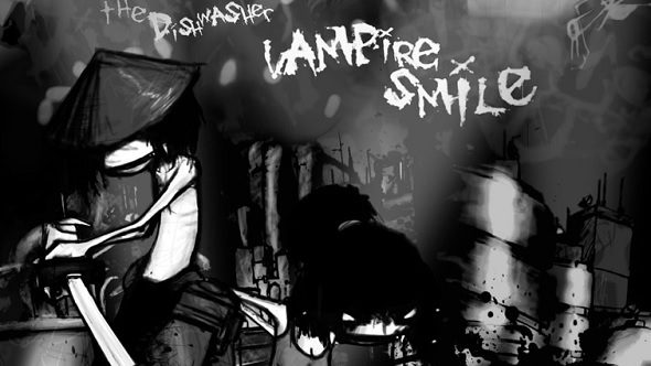 Dishwasher Vampire Smile