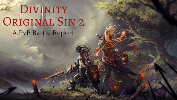 Turning the tables and setting them on fire in Divinity: Original Sin 2 multiplayer - a battle report