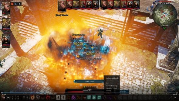 Divinity: Original Sin 2 PvP battle report - quake