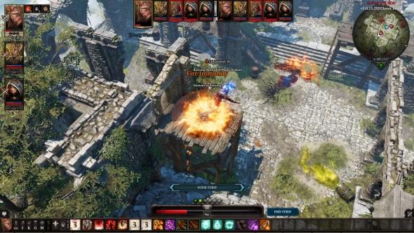 Divinity: Original Sin 2 PvP battle report - launch