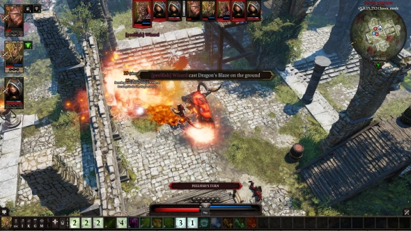 Divinity: Original Sin 2 PvP battle report - Dragon's Blaze