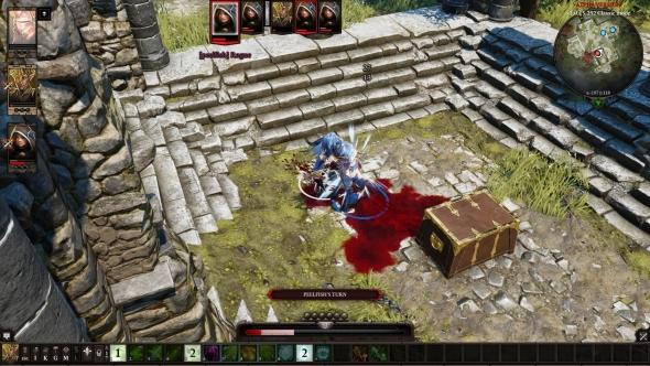 Divinity: Original Sin 2 PvP battle report - ranger death