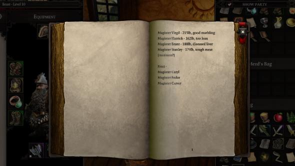 divinity original sin 2 magistrate recipe