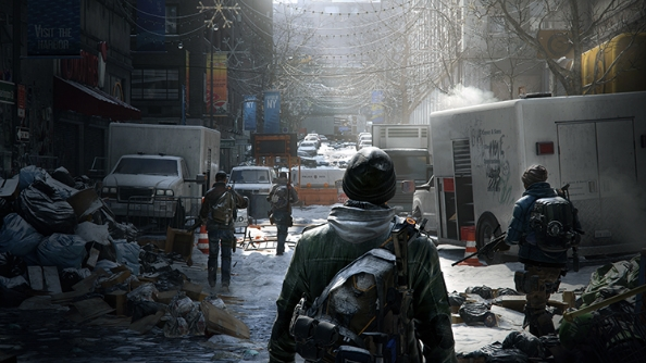 The Division character build guide