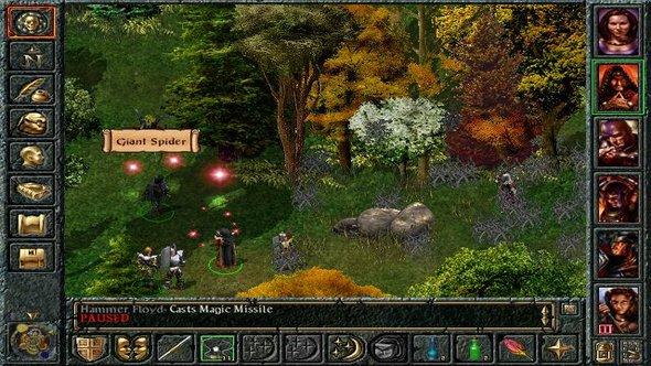 Dungeons & Dragons Baldur's Gate
