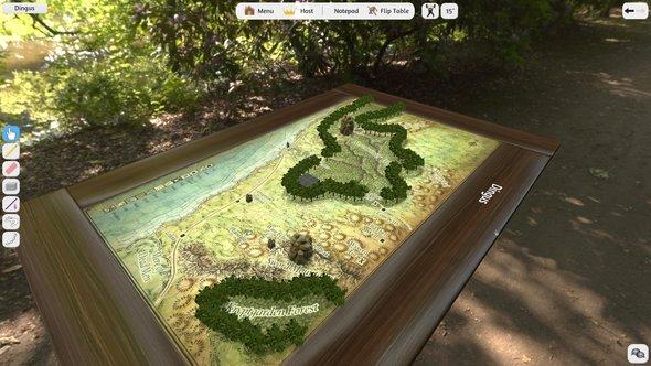 Dungeons & Dragons Tabletop Simulator