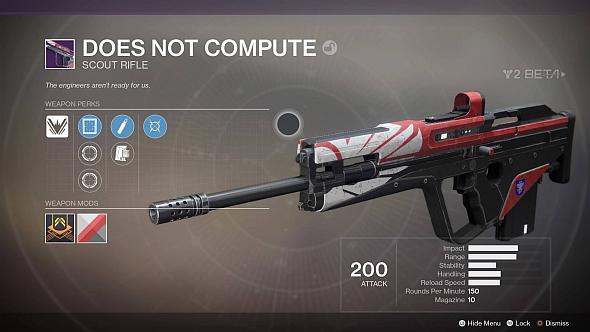 Destiny 2's best legendary weapons | PCGamesN  Legendary