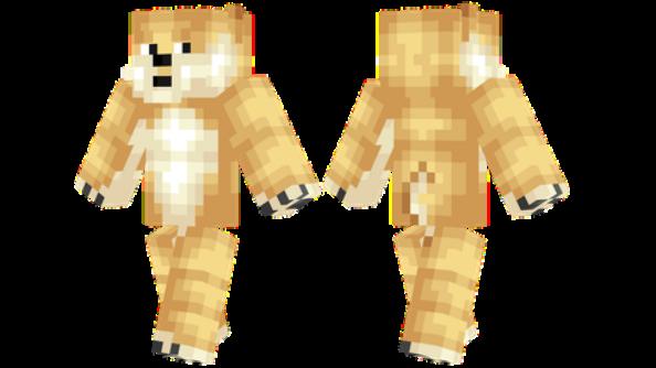 The Best Minecraft Skins PCGamesN - Skins para minecraft pe de troll