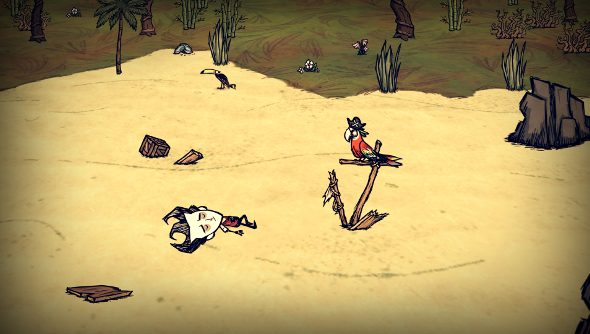 Don't Starve Shipwrecked Diary 590x334, Pantip Download
