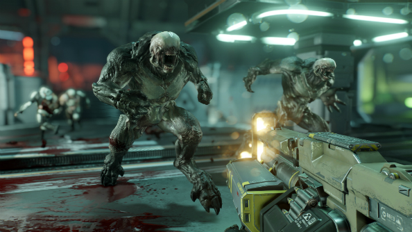 New Doom trailer focuses on demon death and chainsaw massacres ahead of May release