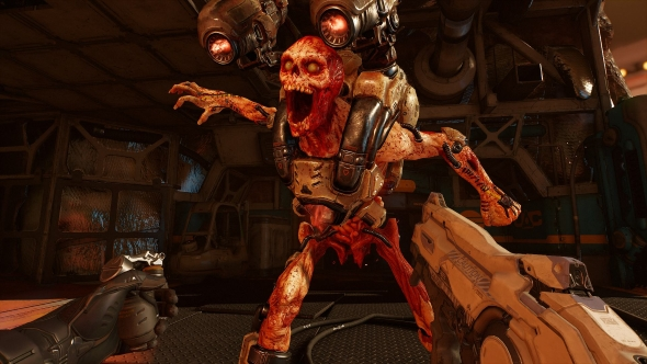 Doom VFR review