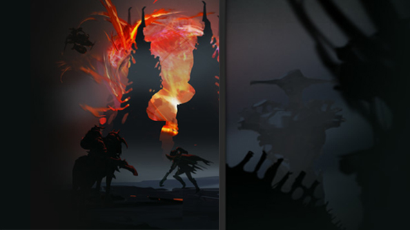 Dota 2's upcoming heroes teased on update page
