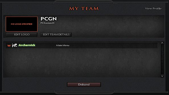 Dota 2 patch lets you create your own eSports team; wave your flag