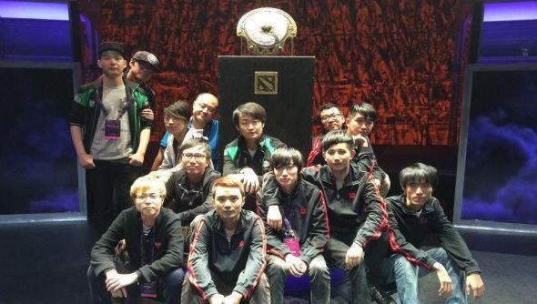Dota 2 International Grand Finals
