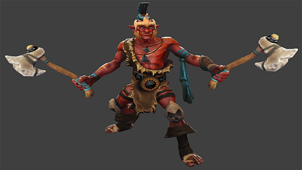 dota 2 patch adds troll warlord all random mode and a tournament