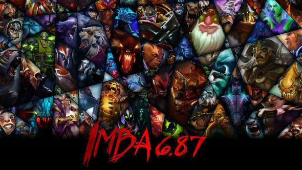 Best Dota 2 custom games Dota Imba
