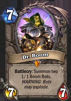Dr. Boom