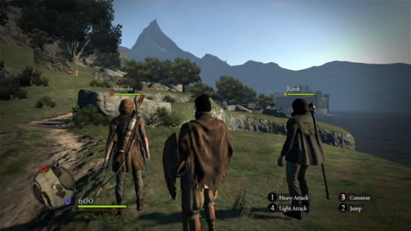 Dragon's Dogma Dark Arisen PC port review 6