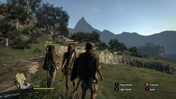 Dragon's Dogma Dark Arisen PC port review 4