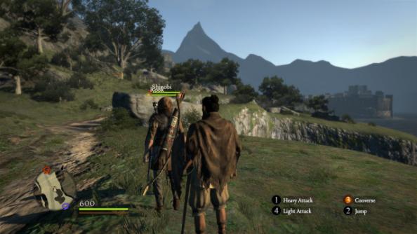 Dragon's Dogma Dark Arisen PC port review 5