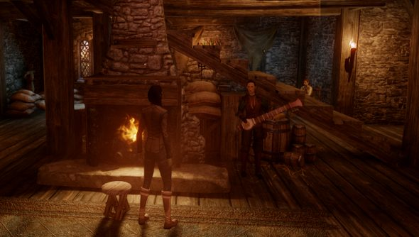 Free Dragon Age: Inquisition tavern songs