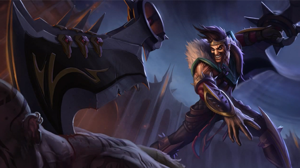 League of Legends Draven Review