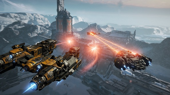 Dreadnought giveaway! Win one of 5,000 keys for early access to the open beta!