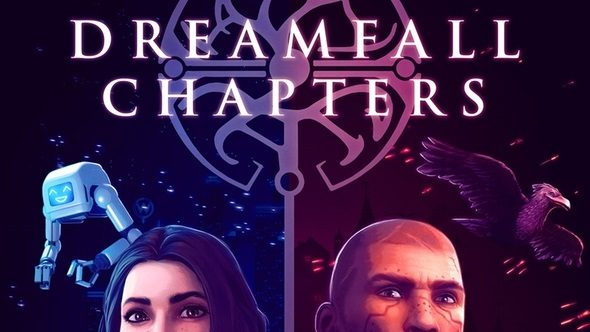 Dreamfall Chapters Packshot