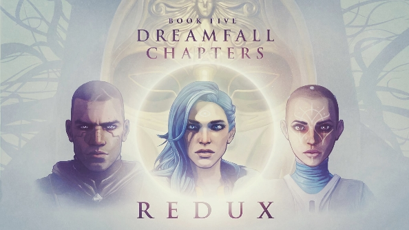 Dreamfall Chapters Book 5