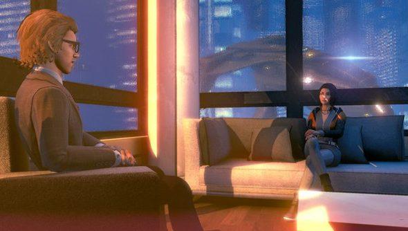 Dreamfall chapter screenshot