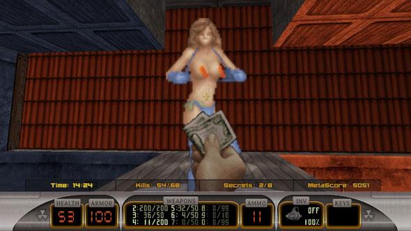 Duke Nukem controversial games